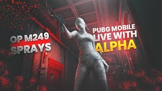 🔴PUBG MOBILE LIVE : HALLOWEEN MODE UPDATE KI JAJPARTAL (FACECAM😍) || H¥DRA | Alpha 😎😍