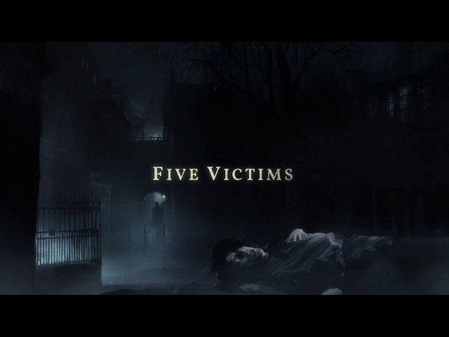 Jack The Ripper: Murderous Minds Documentary Teaser