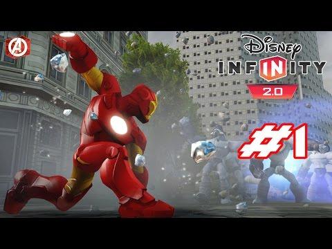 Disney Infinity 2.0 - Avengers #1 FR