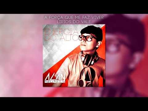 A Força Que Me Faz Viver - DJ Alan Nunes featLírios do Vale