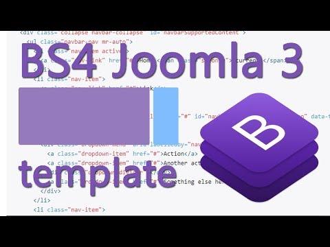 1. Bootstrap 4 - знакомство и подключение к html-файлу
