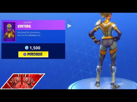 Ventura fortnite item shop june 7 kodak wk youtube - Ventura fortnite ...