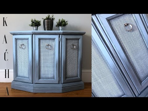 How To Chalk Paint / A DIY Paint Mixing, Dry Brushing, Blending And Layering Tutorial