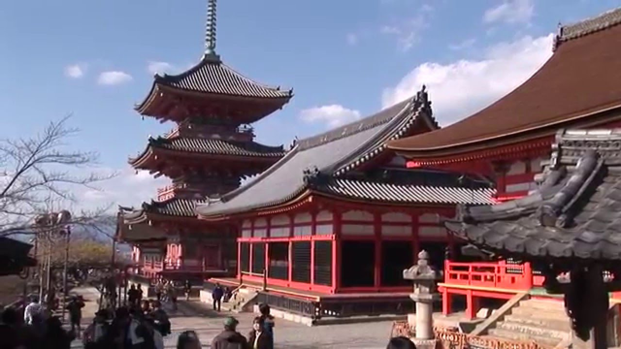 Image result for Kiyomizu-dera