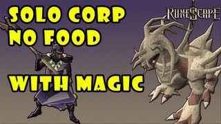Soloing Corp with No Food and using SOA - EoC Beta