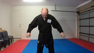 How To Tie You Karate Obi Belt
