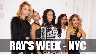 RAY'S WEEK| 10.2 - New York City for Jayla's Birthday!