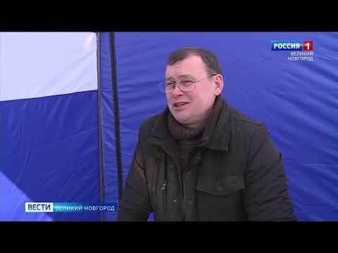 ГТРК СЛАВИЯ Вести Великий Новгород 27 03 20 вечерний выпуск