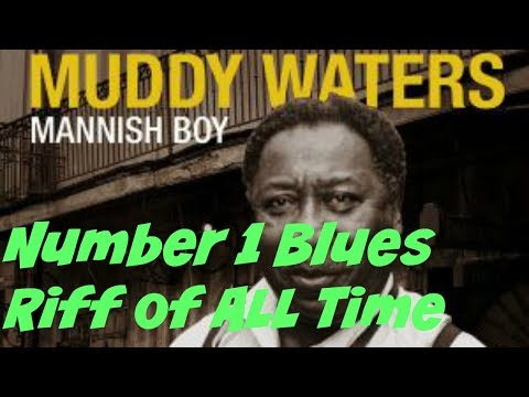 The Number 1 most famous Blues Riff of ALL Time