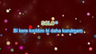 Mustafa Sandal, Zeynep Bastık - Mod Karaoke (Instrumental) Resimi