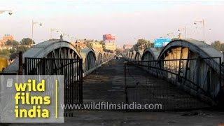 Ellis Bridge, A Century Old Heritage Bridge : Ahmedabad