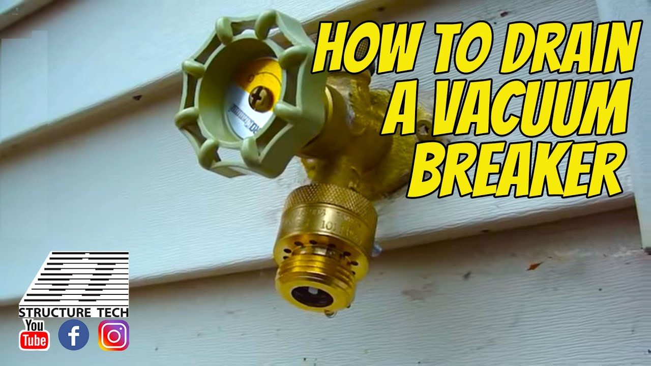 How To Prevent Your Outside Faucets From Freezing Structure Tech Home Inspections