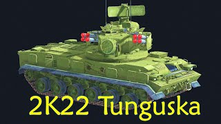 Men of War Assault Squad2 | Weapons | #05 2K22 Tunguska