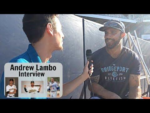 Andrew Lambo (Pittsburgh Pirates) Interview