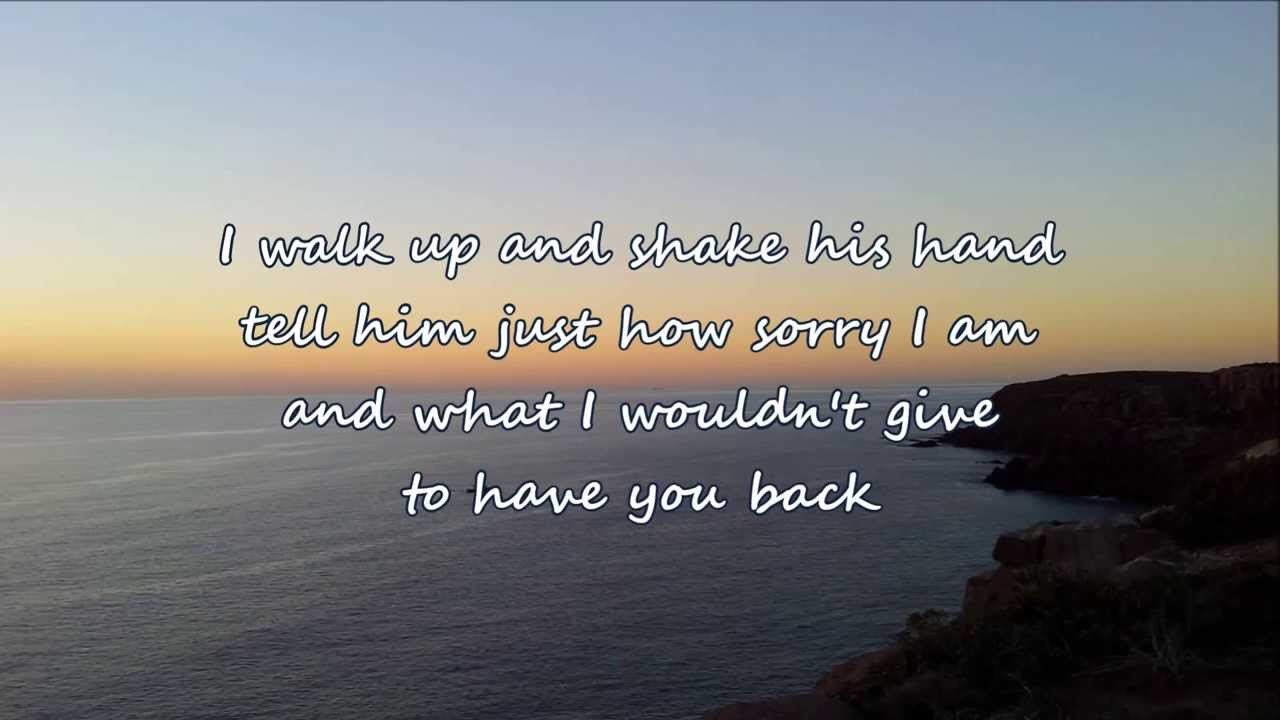 David Nail - The Secret (with lyrics) - YouTube