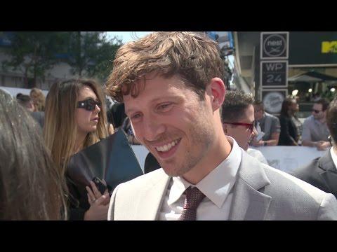 Zach Gilford   MTV Movie Awards 2015
