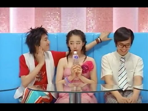 Moon Geun Young & Lee Min Ho   2% Water CF 2005