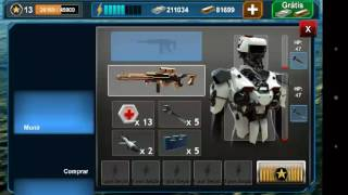 Enemy Strike 2 SONY XPERIA ANDROID