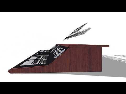 Arcay Studios - New Desk Design