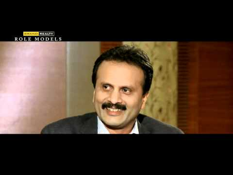 Brand Realty-Role Models-Pilot Episode with Mr. V. G. Siddhartha