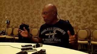Interview With Sons of Anarchy Director Paris Barclay at Comic-Con 2014 Thumbnail