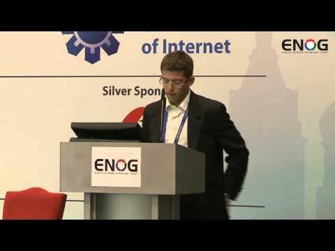 ENOG 5: Vartan Khachaturov, Ministry of Telecommunications and Mass Media of Russian Federation (RU)