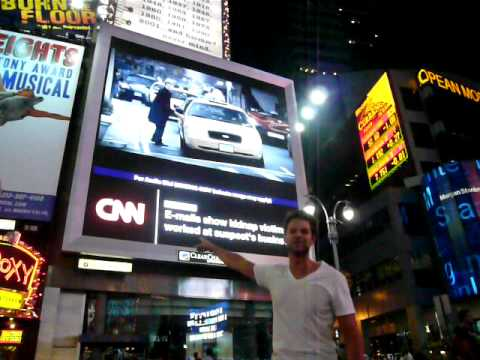 DR Commercial and Me in Times Square   Christopher Peuler