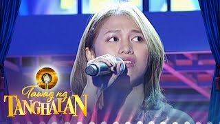 Tawag ng Tanghalan: Maricel Park | Who You Are