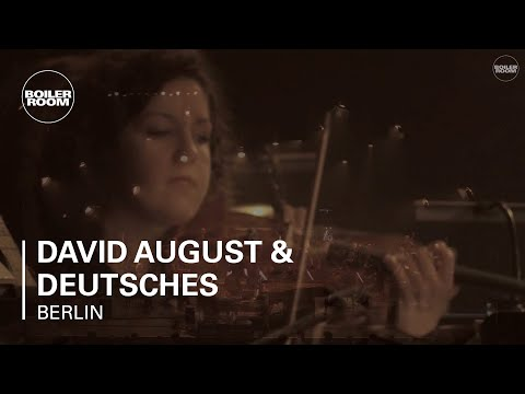 David August & Deutsches Symphonie-Orchester Boiler Room Berlin Live Performance