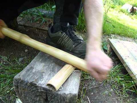 feuer s gen mit bambus 8 asurekazani. Black Bedroom Furniture Sets. Home Design Ideas