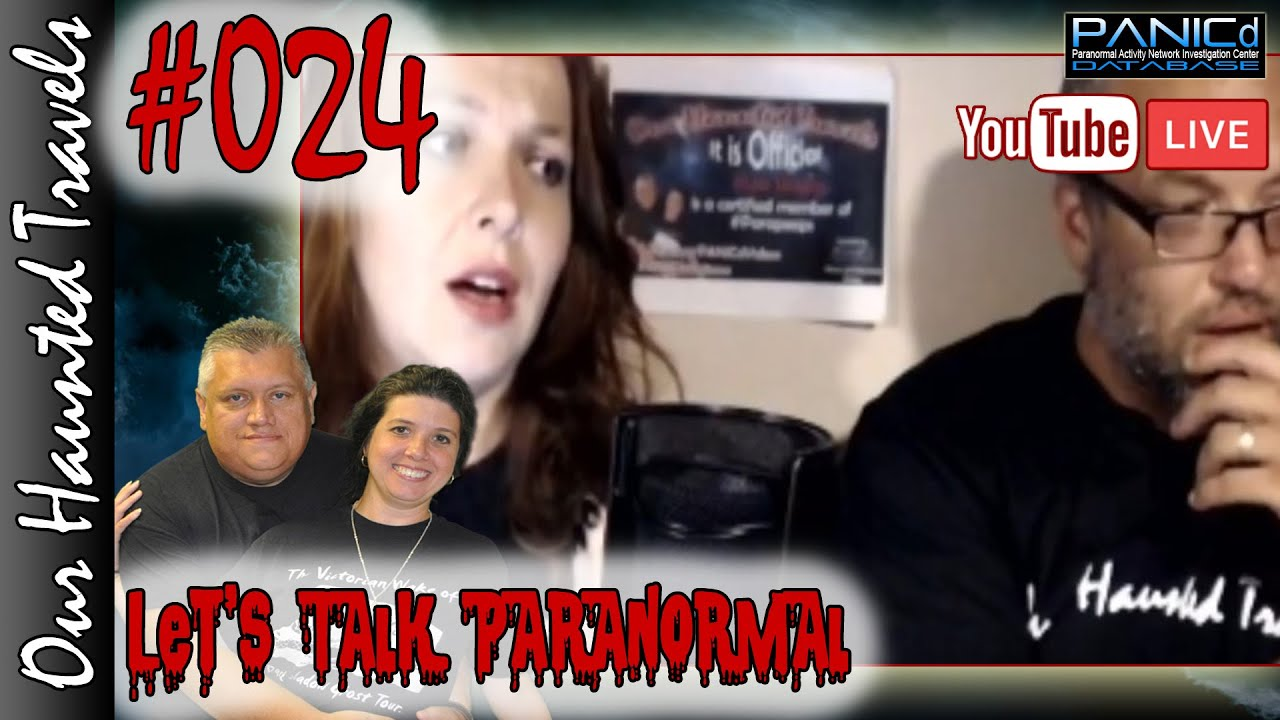 PUSA Shares Their Paranormal Story (LIVE) | LTP #024