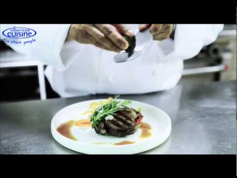 Executive Chef Imi Kader talks creating Grilled Fillet Steak with Beef Truffle Jus