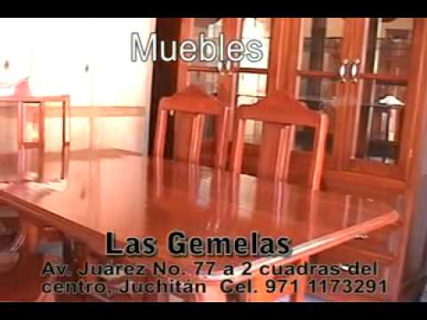 Muebles elegantes de artesanos juchitecos las gemelas for Muebles elegantes