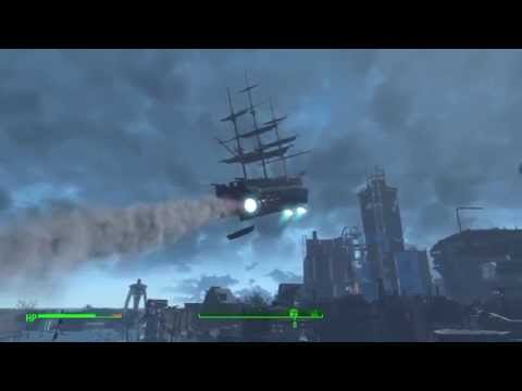 Last Voyage of The U.S.S Constitution   Fallout 4