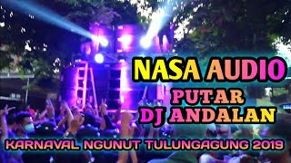 "Cover images ""NASA AUDIO"" NGAMUK!!! DIGARIS FINISH KARNAVAL NGUNUT 2019"