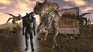 КАК ДОСТАТЬ БРОНЮ ОСТАВШИХСЯ НА МЫСЕ КОГТЕЙ СМЕРТИ Fallout New Vegas
