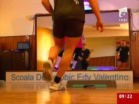 Fat Burning Intensity® Cu Beatrice Caniola | Instructor Antrenor Aerobic - Fitness