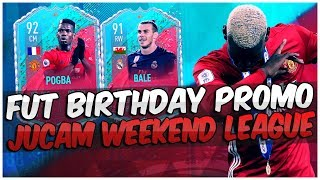 🔴 FIFA 20 INCEPE NEBUNIA LA WEEKEND LEAGUE - DRUMUL SPRE ELITE 1 - FUT BIRTHDAY