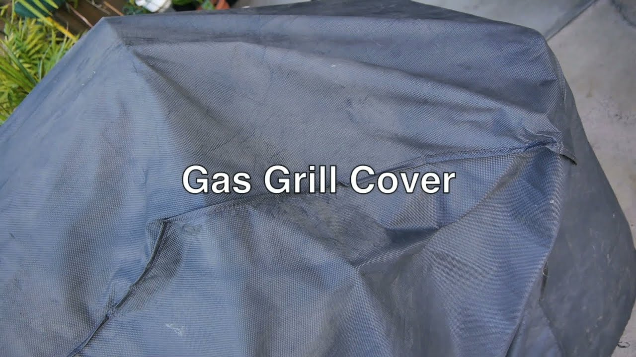 Outdoor Barbecue Gas Grill Cover For Bbq Grills Like Weber Char