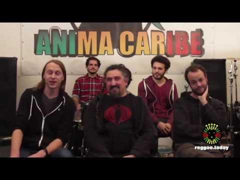 ANIMA CARIBE VIDEO - intervista con gli Anima Caribe - Reggae.Today