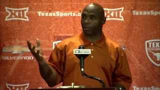 Charlie Strong Monday press conference [Oct. 19, 2015]