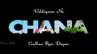 Sakhiyaan Maninder Butter New Song Status | Sakhiyaan Status Video Song |New Punjabi Status#sakhiyan