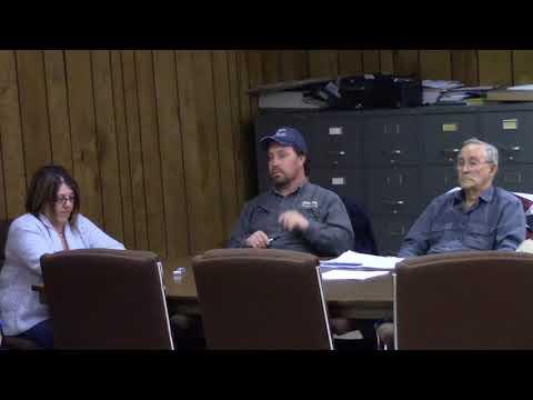 Highland Township re-organizational Meeting January 2nd  2018