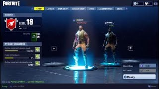 Fortnite Battle Royale Duoz: A DAY IN THE LIFE OF DAQUAN!!!