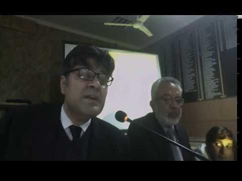 LHCBA Lecture: Medicolegal matters.