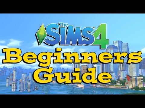 Beginner's Guide to The Sims 4 (Free until May 28)
