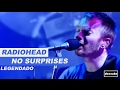 Radiohead No Surprises Legendado HD BR Live Jools Holland 2001 mp3