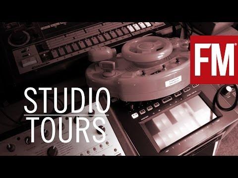 Addison Groove - Studio Tour