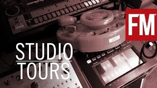 Addison Groove - Studio Tour