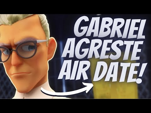 Download NEW MIRACULOUS LADYBUG SEASON 4 EPISODE 9 GABRIEL AGRESTE RELEASE DATE + MORE ! 🐞✨